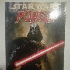 Cómics: STAR WARS.PURGA. Lote 143941214