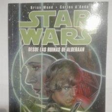 Cómics: STAR WARS.DESDE LAS RUINAS DE ALDERAAN. Lote 143941322