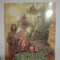 Cómics: STAR WARS.AGENTES DEL IMPERIO.OBJETIVOS DIFÍCILES. Lote 143941398