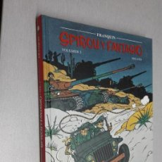 Cómics: SPIROU Y FANTASIO VOLUMEN 3 / FRANQUIN / PLANETA DEAGOSTINI 2003. Lote 143965470