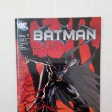 Comics: BATMAN Nº 1, POR MORRISON, DINI, KUBERT, WILLIAMS III. Lote 143987754