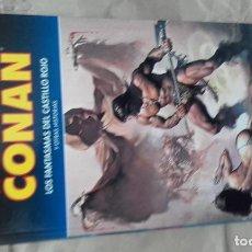 Cómics: LA ESPADA SALVAJE DE CONAN Nº 5 - COLECCIONABLE PLANETA - EL FANTASMA DEL CASTILLO ROJO -. Lote 143999010