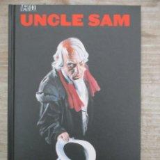 Cómics: UNCLE SAM - ALEX ROSS - STEVE DARNALL - COLECCION VERTIGO - TAPA DURA -PLANETA DEAGOSTINI. Lote 152141968