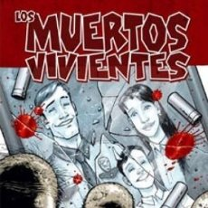 Cómics: LOS MUERTOS VIVIENTES. COLECCION COMPLETA: 32 TOMOS. PLANETA. RUSTICA. MATERIAL AGOTADO EN EDITORIAL. Lote 274607758