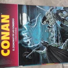 Cómics: LA ESPADA SALVAJE DE CONAN Nº 28 - COLECCIONABLE PLANETA - EL DEMONIO DE LAS SOMBRAS - . Lote 144556114