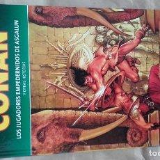 Cómics: LA ESPADA SALVAJE DE CONAN Nº 30 - COLECCIONABLE PLANETA - LOS JUGADORES EMPEDERNIDOS DE ASGALUM - . Lote 144558446