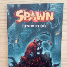Cómics - Spawn - Destruccion - Planeta - 144665494