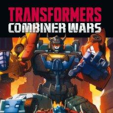 Cómics: TRANSFORMERS COMBINER WARS PLANETA CÓMIC. Lote 145271234