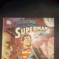 Cómics: SUPERMAN: DC ORIGENES - TOMO - PLANETA. Lote 145392606