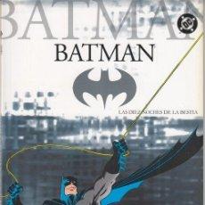 Cómics: BATMAN 04 - DC PLANETA DEAGOSTINI LAS DIEZ NOCHES DE LA BESTIA. Lote 145755774
