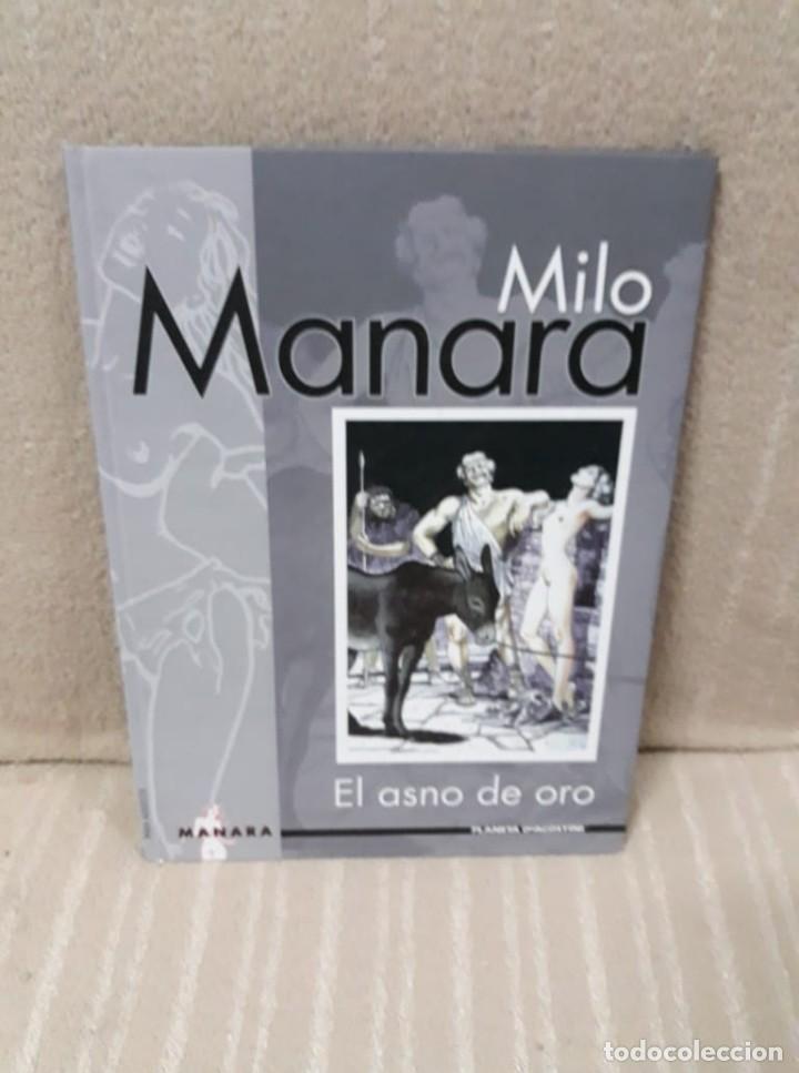 MILO MANARA - EL ASNO DE ORO - PLANETA (Tebeos y Comics - Planeta)