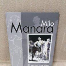 Cómics: MILO MANARA - EL ASNO DE ORO - PLANETA. Lote 146087214