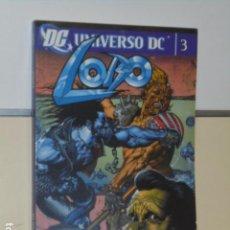 Cómics - LOBO Nº 3 UNIVERSO DC - PLANETA - 146665294
