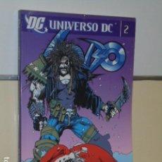 Cómics - LOBO Nº 2 UNIVERSO DC - PLANETA - 146665334