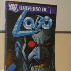 Cómics - LOBO Nº 1 UNIVERSO DC - PLANETA - 146665470