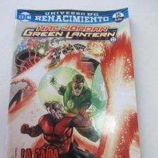 Cómics: GREEN LANTERN Nº 70 RENACIMIENTO 15 DC ECC CX03. Lote 146748634