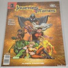 Comics : JOVENES TITANES 1. Lote 147257710