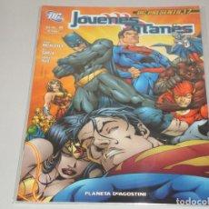 Comics : JOVENES TITANES 9. Lote 147257850