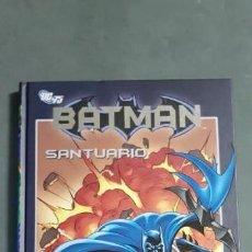 Cómics: BATMAN SANTUARIO TOMO 54 PLANETA ESTADO MUY BUENO MIRE MIS OTROS ARTICULOS PRECIO NE. Lote 147544098