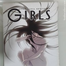 Cómics: GIRLS CONCEPCION - THE LUNA BROTHERS - ED PLANETA. NUEVO. Lote 152688028