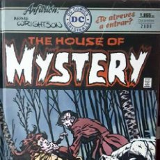 Cómics: THE HOUSE OF MYSTERY -COMPLETA,3 TOMOS- EDITORIAL PLANETA. Lote 147660290