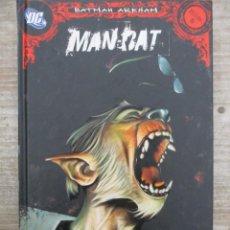 Cómics: BATMAN ARKHAM : MAN BAT - Nº 8 - D.C. COMICS / PLANETA DEAGOSTINI. Lote 147693490