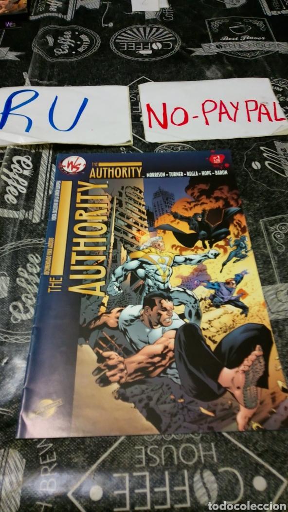 WILDSTORM THE AUTHORITY 1 VOL 2 WORLD CÓMICS PLANETA AGOSTINI (Tebeos y Comics - Planeta)