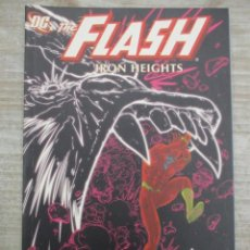 Cómics: THE FLASH - IRON HEIGHTS - PLANETA DEAGOSTINI. Lote 147896538