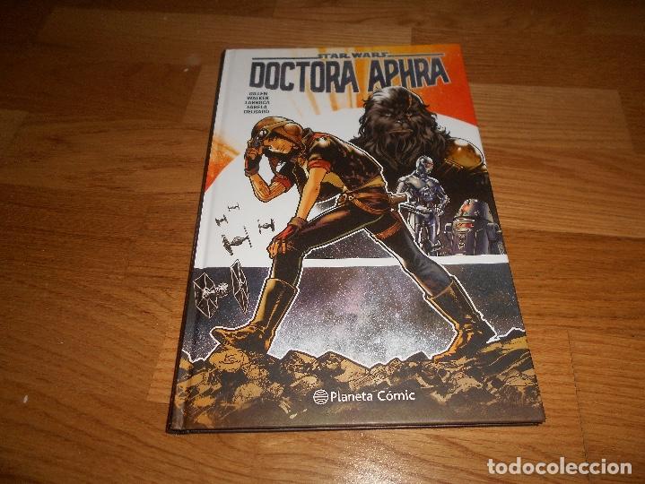 DOCTORA APHRA 1 STAR WARS GILLEN WALKER DISNEY 2017 FONDO DE ALMACEN PERFECTO (Tebeos y Comics - Planeta)