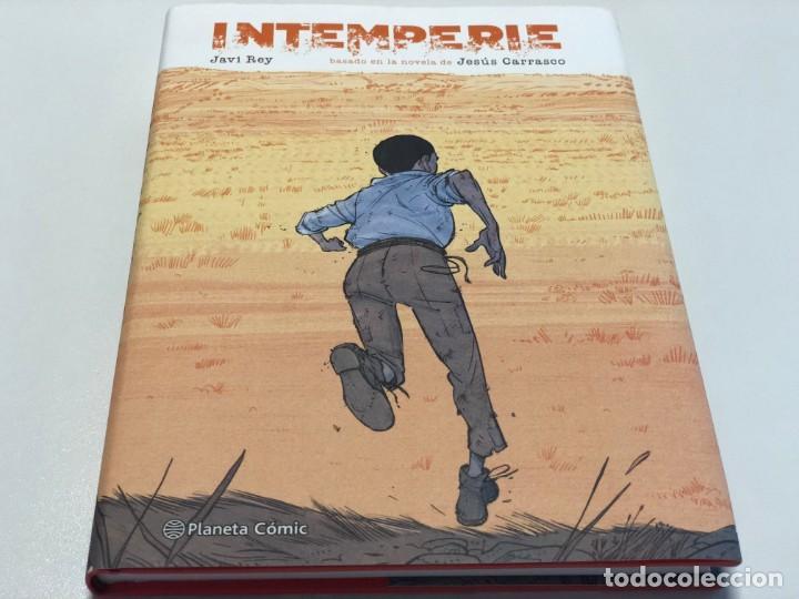 Intemperie - javi rey ( basado en la novela de - Sold at