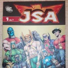Cómics: JSA - TOMO 1. Lote 148637342