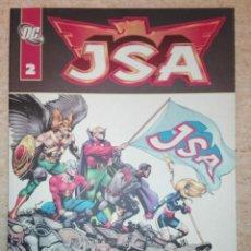 Cómics: JSA - TOMO 2. Lote 148637534