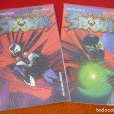 Cómics: SHADOWS OF SPAWN NºS 3 Y 4 ( JUZO TOKORO ) ¡MUY BUEN ESTADO! TODD MCFARLANE IMAGE. Lote 148740958