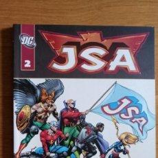 Cómics: JSA 2. PLANETA DE AGOSTINI. Lote 148935926