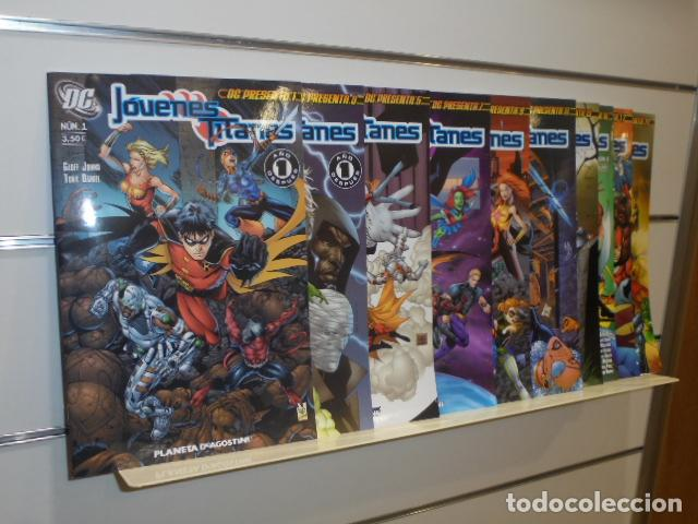 DC PRESENTA JOVENES TITANES COMPLETA 10 NUMEROS - PLANETA OFERTA (Tebeos y Comics - Planeta)