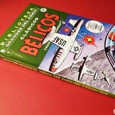 Cómics: DE KIOSCO CLASICOS BELICOS 7 BIBLIOTECA GRANDES DEL COMIC PLANETA. Lote 137598345