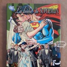 Cómics: LA BODA DE SUPERMAN - CARTONÉ CON SOLAPAS - PLANETA - JMV. Lote 150120414