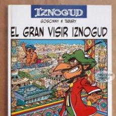 Cómics: EL GRAN VISIR IZNOGUD - Nº 1 - PLANETA - JMV. Lote 150123558