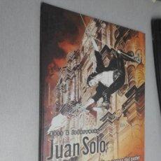 Comics : JUAN SOLO Nº 2: LOS PERROS DEL PODER / BESS & JODOROWSKY / PLANETA 2002. Lote 150263058