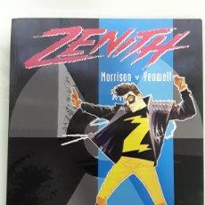 Comics : ZENITH - MORRISON Y YEOWELL - LIBRO 2. Lote 150561982