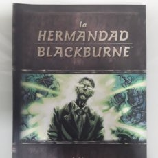 Cómics: LA HERMANDAD BLACKBURNE - NICIEZA Y RAFFAELE. ED PLANETA. Lote 150593572