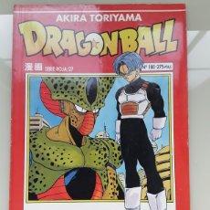 Cómics: DRAGON BALL SERIE ROJA N° 27 (180) - BOLA DE DRAGON - AKIRA TORIYAMA. Lote 217932505