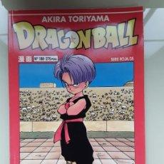 Cómics: DRAGON BALL SERIE ROJA N° 35 (188) - BOLA DE DRAGON - AKIRA TORIYAMA. Lote 158975410
