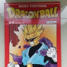 Cómics: DRAGON BALL SERIE ROJA N° 36 (189) - BOLA DE DRAGON - AKIRA TORIYAMA. Lote 243905930