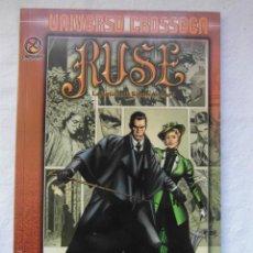 Comics: PERFECTO ESTADO. UNIVERSO CROSSGEN. RUSE. LA JUSTICIA DE SIMON ARCHARD. PLANETA. Lote 150879014