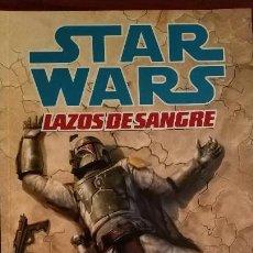 Cómics: STAR WARS LAZOS DE SANGRE 2. Lote 151137150
