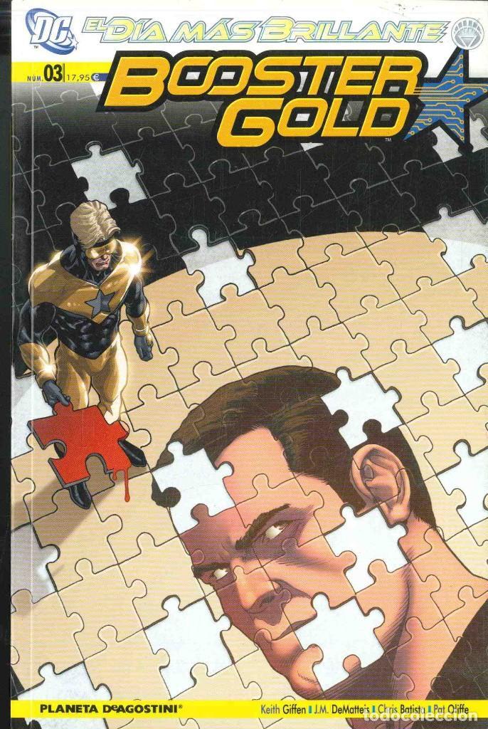 EL DÍA MÁS BRILLANTE, BOOSTER GOLD VOL II Nº 3 (Tebeos y Comics - Planeta)