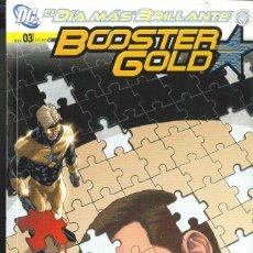 Comics : EL DÍA MÁS BRILLANTE, BOOSTER GOLD VOL II Nº 3. Lote 151237918