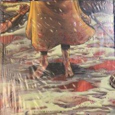 Comics: LA SANGRE DE LAS VALKIRIAS DE VICTOR SANTOS Y PERE PEREZ DE PLANETA DEAGOSTINI. Lote 151381798