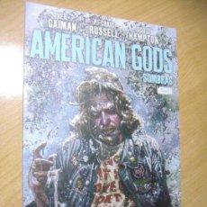 Cómics: AMERICAN GODS - SOMBRAS Nº 9 DE 9. Lote 151634678